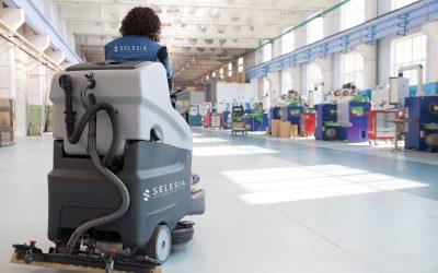 Servizi di pulizia professionale per uffici e negozi: Selesia a fianco della tua azienda